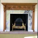 Antique chimneypieces
