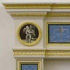 Facsimile Robert Adam fireplace from Home House